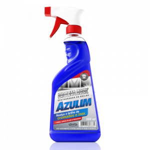 brilha inox spray azulim