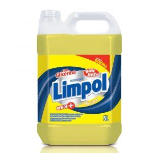 Detergente Limpol 5L Neutro