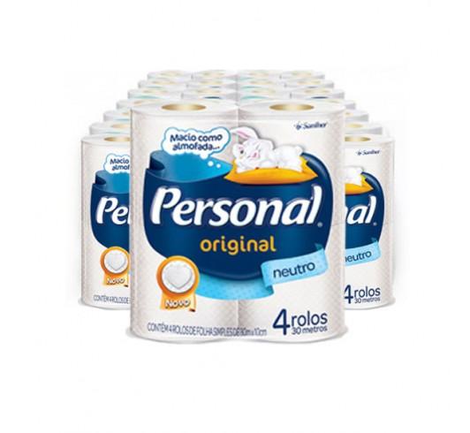 papel higiênico personal