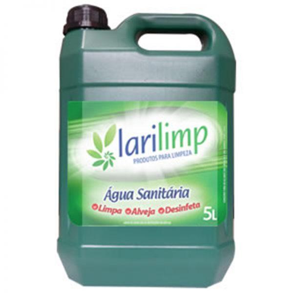 agua sanitaria larilimp