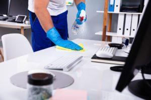 Comprar produtos de limpeza