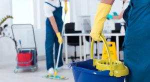 acessórios de limpeza