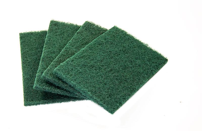 fibra de limpeza
